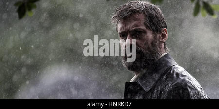 Logan is an upcoming American superhero film featuring the Marvel Comics character Wolverine distributed by 20th - Stock Photo