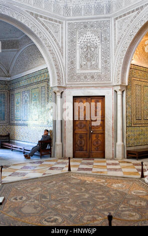 Tunisia: City of Tunis.Bardo National Museum - Stock Photo
