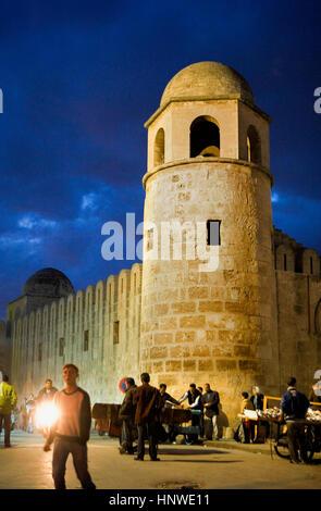 Tunez: Sousse.Great Mosque - Stock Photo