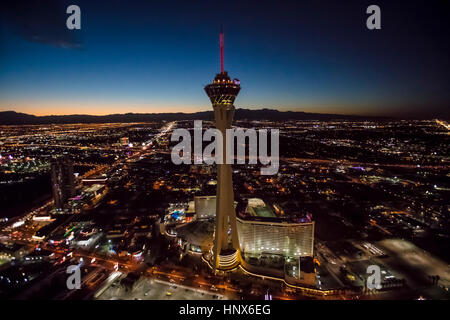 Stratosphere casino hotel & tower las vegas nv united states