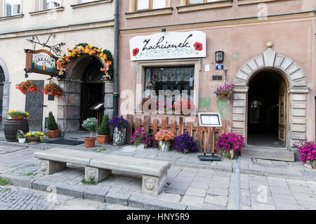 Italian Restaurants In Warsaw Old Town