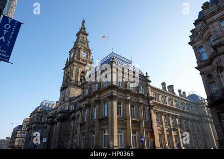 municipal building dale street liverpool uk - Stock Photo