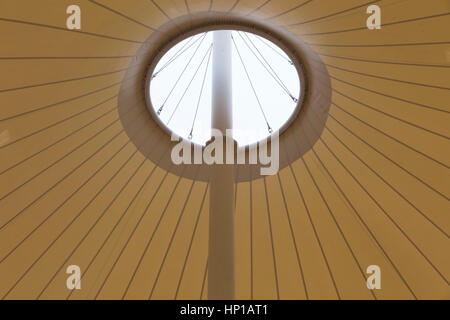 structure and design of big suspension roof tent - Stock Photo & structure and design of big suspension roof tent Stock Photo ...