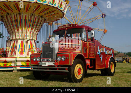 1965 Scammell Highwayman - Stock Photo