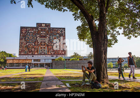 National autonomous university of mexico spanish for Mural de juan o gorman
