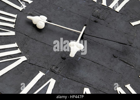 clock handle - Stock Photo