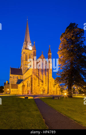 St Mary's Cathedral, Killarney, Kerry, Ireland, Europe. - Stock Photo