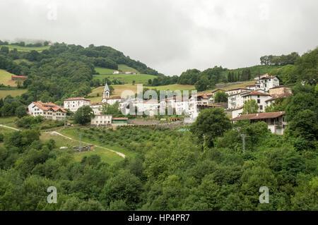 Camino de santiago from saint jean pied de port to - St jean pied de port to roncesvalles ...