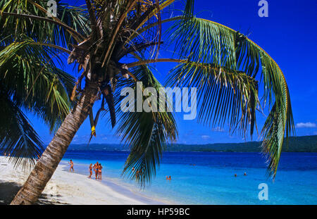 Levantado key,  Peninsula de Samana, Dominican Republic - Stock Photo