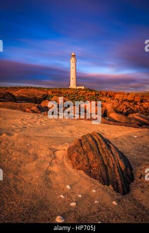Cape Leeuwin Lighthouse, Augusta, Western Australia - Stock Photo