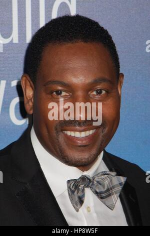 Los Angeles, USA. 19th Feb, 2017. Mykelti Williamson 02/19/2017 2017 Writers Guild Awards held ath the Beverly Hilton - Stock Photo