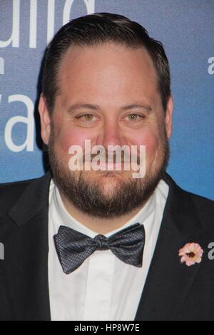 Los Angeles, USA. 19th Feb, 2017. Noah Harpster 02/19/2017 2017 Writers Guild Awards held ath the Beverly Hilton - Stock Photo