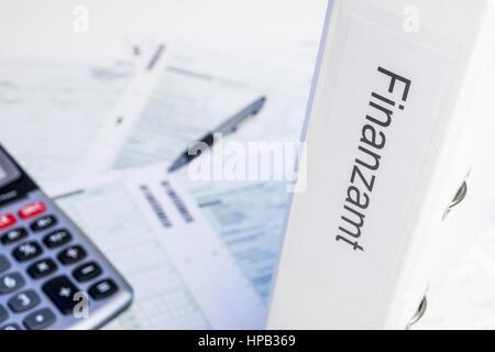 steuerunterlagen