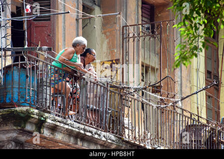 Havana Vieja, Cuba - Stock Photo