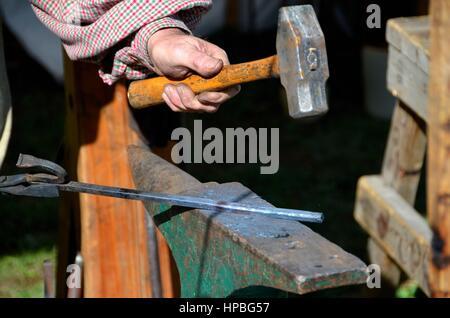 Blacksmith - Stock Photo