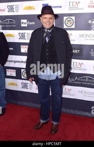 Hollywood, California. 19th Feb, 2017. Joe Pantoliano attends the 12th Edition of The Los Angeles Italia Film, Fashion - Stock Photo
