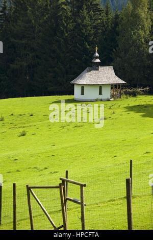 Kapelle am Elfenberg, Mautern, Steiermark, oesterreich - chapel, Elfenberg, Mautern, Styria, Austria - Stock Photo