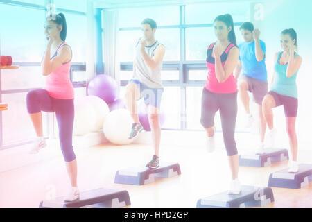 how to become a step aerobics instructor