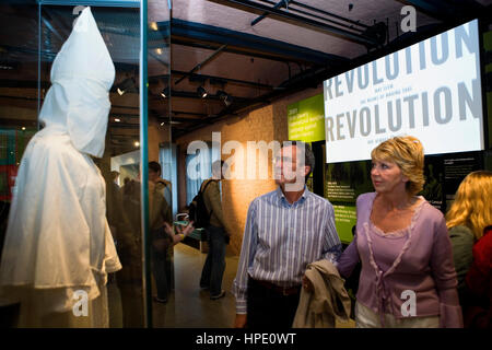 International Slavery Museum. In Albert Dock. Liverpool. England. UK - Stock Photo