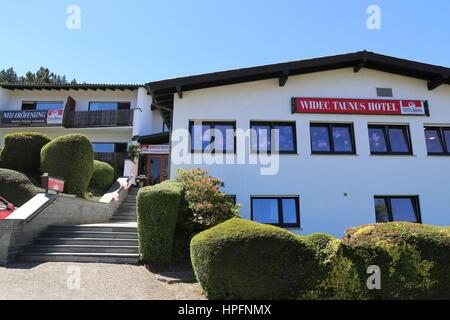WIDEC Taunushotel in Schmitten-Arnoldshain (Germany) during its opening on 23 June 2016.   usage worldwide - Stock Photo