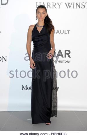 Bella Hadid milano 20-05-2016 - Stock Photo