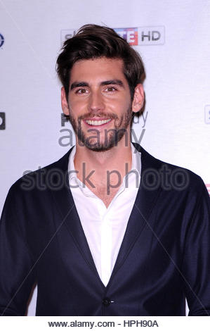 Alvaro Soler milano 27-09-2016 - Stock Photo
