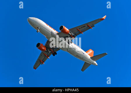 Easyjet Airbus A320-214 - Stock Photo