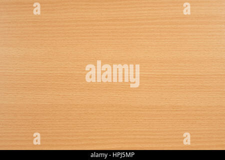 Beige wallpaper imitation of plywood as a seamless background - Stock Photo