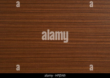 Brown wallpaper imitation of wood as a seamless background - Stock Photo
