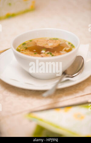 Suppe - soup - Stock Photo
