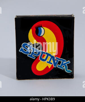 Packet of spunk