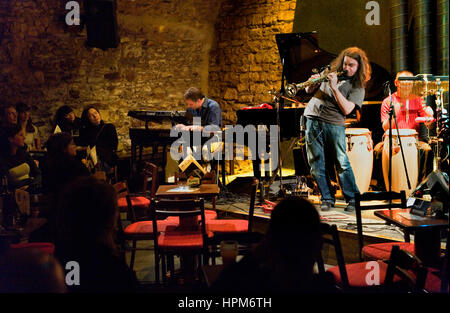 argatha jazz club prag