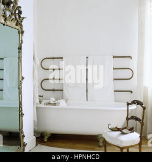 A classic style bathroom. - Stock Photo