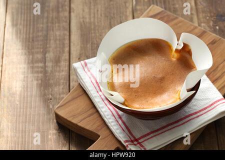 pao de lo, portuguese sponge cake - Stock Photo