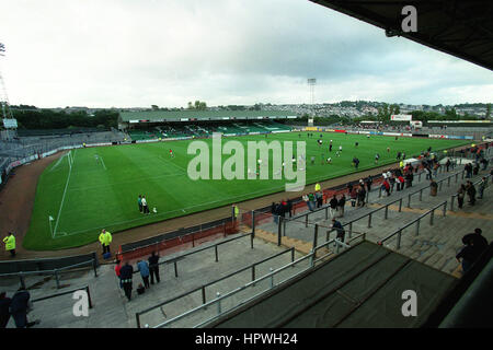 HOME PARK FOOTBALL STADIUM PLYMOUTH ARGYLE FC 26 July 1998