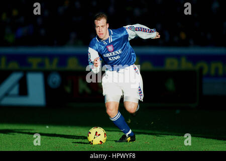 JAMIE CLAPHAM IPSWICH TOWN FC 28 December 1998 - Stock Photo