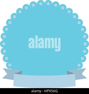 label decoration ribbon card - Stock Photo