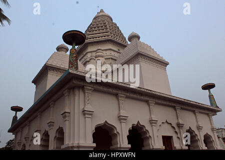 mahima jyoti mandira, mahima dharma temple at joranda, odisha - Stock Photo
