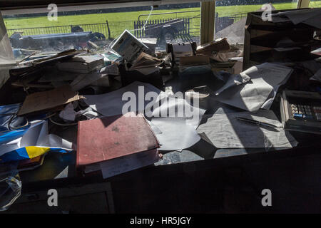Messy, Desk, Chaos, Office, Paper, Document, Paperwork, Occupation, File, Organization, Large Group Of Objects, - Stock Photo
