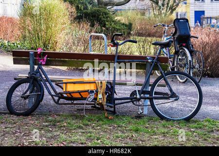 Modified Bike Stock Photo: 218297084 - Alamy