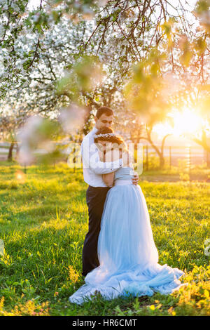 Winsome Beautiful Young Woman Blurred Silhouette Leaning Against Glass  With Marvelous  Groom And Bride Together Wedding Couple Young Couple Embracing At  Sunset In Blooming Spring With Delightful Whyvale Garden Centre Also Lanesborough Garden Room In Addition Planters Garden Centre Tamworth And Olive Garden Restaurant As Well As Jerry Baker Gardening Tips Additionally Kings Hall And Winter Gardens From Alamycom With   Marvelous Beautiful Young Woman Blurred Silhouette Leaning Against Glass  With Delightful  Groom And Bride Together Wedding Couple Young Couple Embracing At  Sunset In Blooming Spring And Winsome Whyvale Garden Centre Also Lanesborough Garden Room In Addition Planters Garden Centre Tamworth From Alamycom