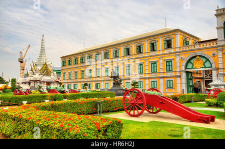 Ministry of Defence in Bangkok - Stock Photo