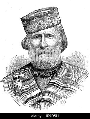 life of italian general and politician giuseppe garibaldi and his role to the history of italy Garibaldi was a central figure in the italian risorgimento, since he personally commanded and fought in many military campaigns that led eventually to the formation of a unified italy -3 giuseppe garibalid i was an italian general, politician and nationalist who played a large role in the history of italy.