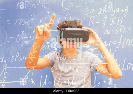virtual mathematics mdash stock - photo #37