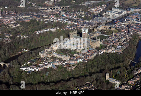 aerial view of - Stock Photo