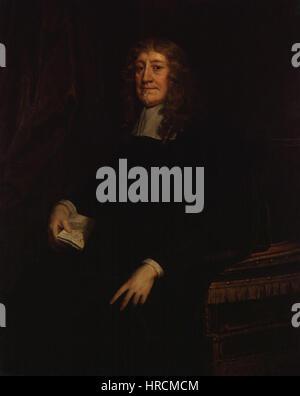 Sir Geoffrey Palmer, 1st Bt by Sir Peter Lely - Stock Photo