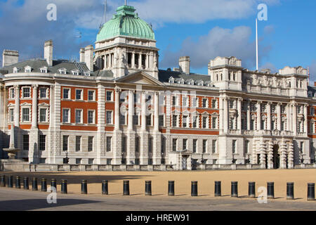 The Admiralty building in London - Stock Photo