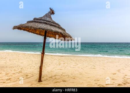 Tunesien Sonnenschirm - Stock Photo