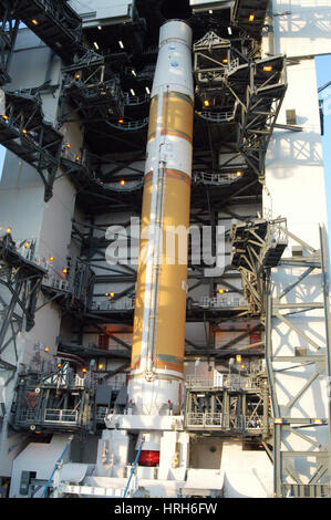 Boeing Delta IV Rocket - Stock Photo