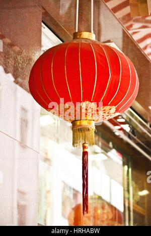 Lampion, China - lampion, China - Stock Photo
